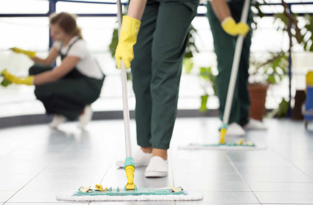 cleaning services for businesses