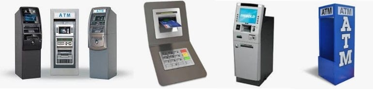 List of Best ATM Machines
