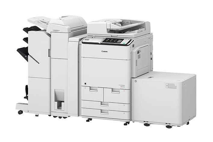 Canon imageRUNNER Advance C7580i II copier