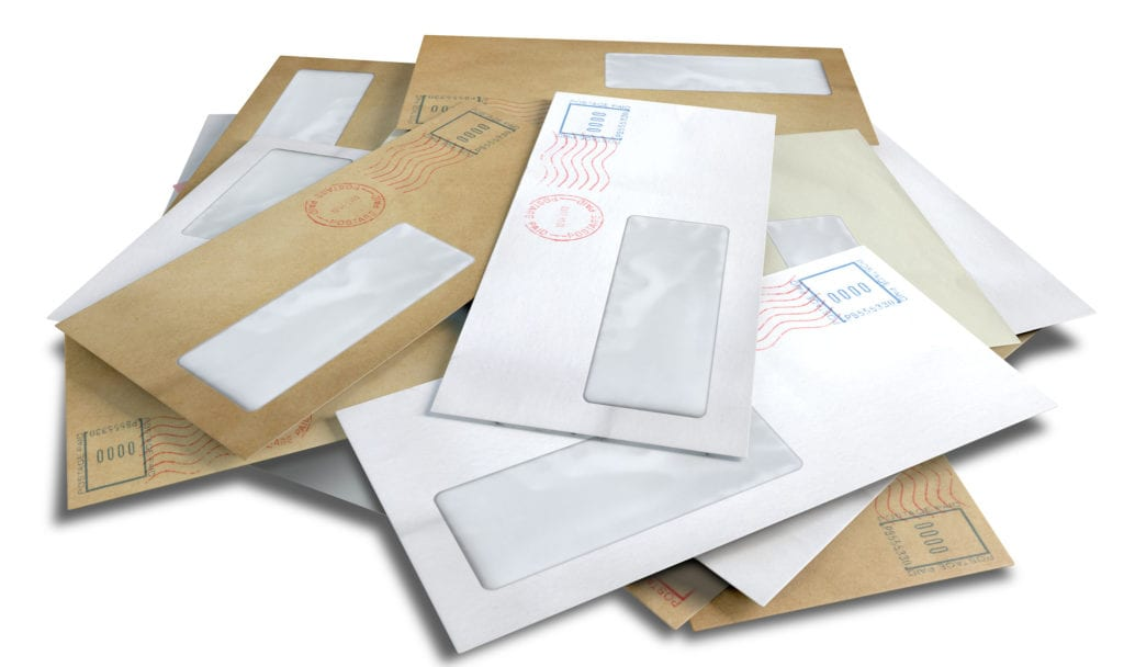 Metered Mail